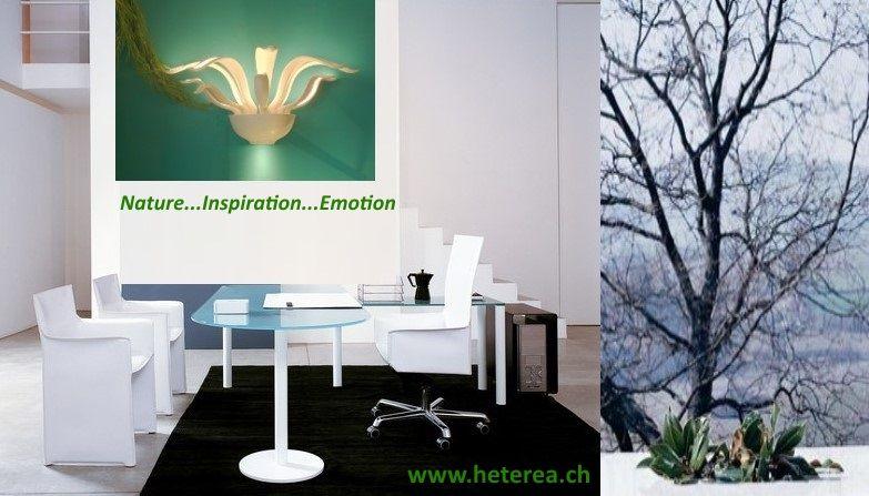 Eleganz und Harmonie... Natur  und Design... Zeitlos Klasse Atmosphere... Zeitlos Lichtemotionen... Heterea, der persönliche Profi-Lichtberater ... Licht ist ...nicht nur einfach Licht! Elegance and Harmony ... nature and Design... Timeless Class Atmospheres... Timeless Light Emotions... Heterea, Personal Professional Light Consultant,  Light is not... simply light!