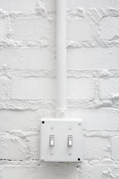 How To Tap Into An Existing Wall Switch Light Switch Diy Exterior Cinder Block Walls