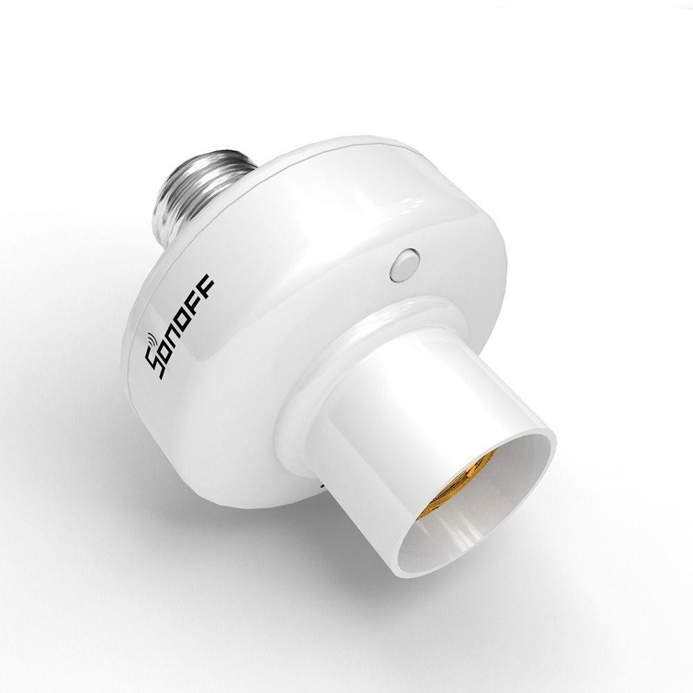 Novedad Nuevo Sonoff Slampher R2 La Nueva Generacion Del Casquillo E27 Luces De Bulbo Domotica Bombillas