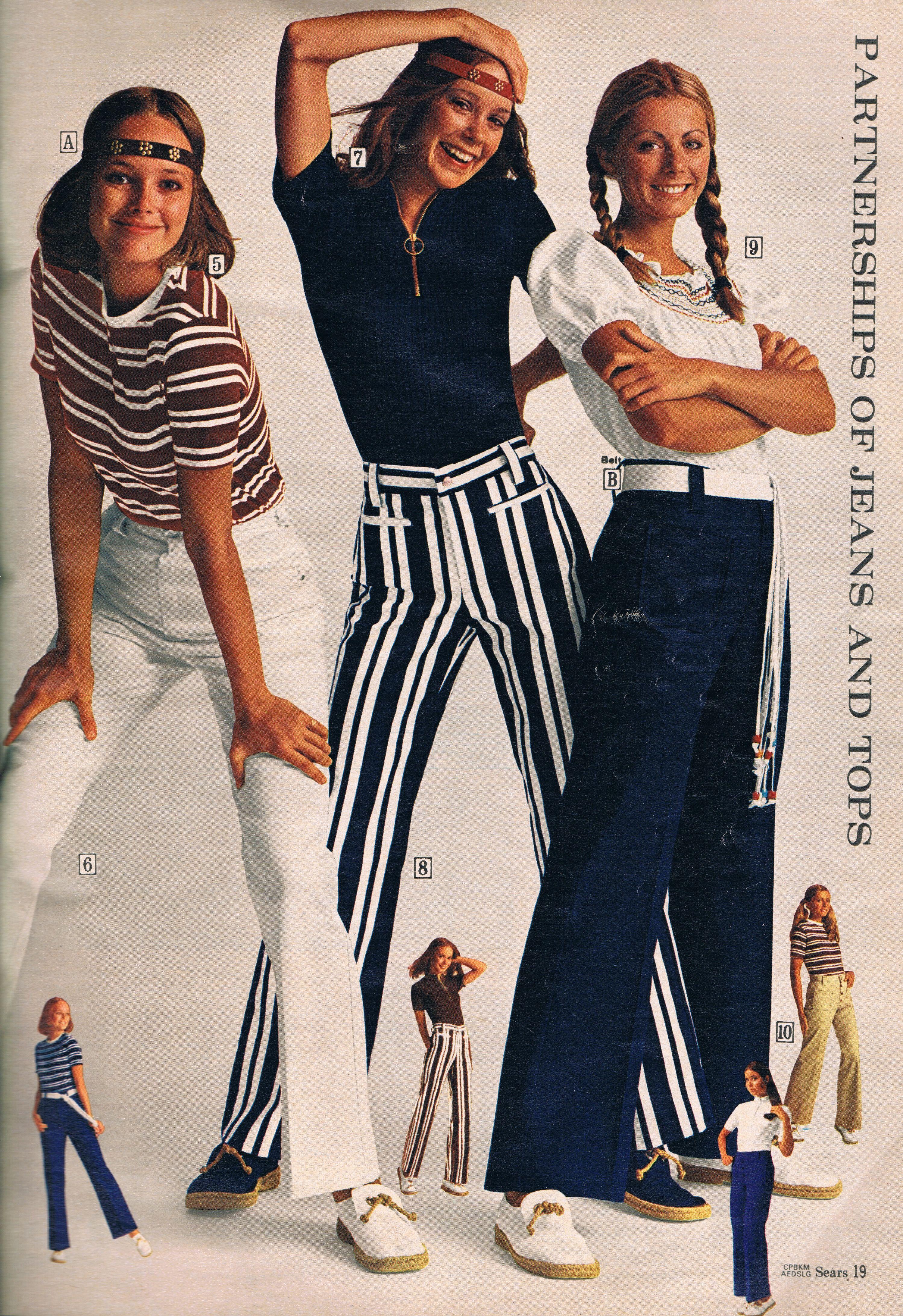 ce2b1d51341 Sears catalog 70s