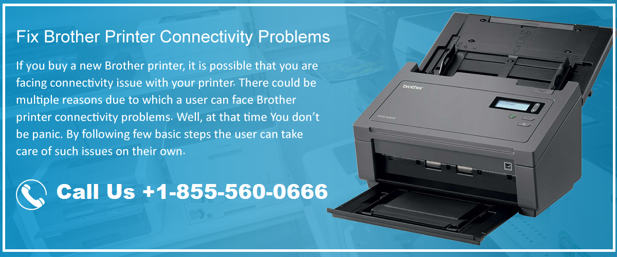 Support Phone Number How To Fix Brother Printer