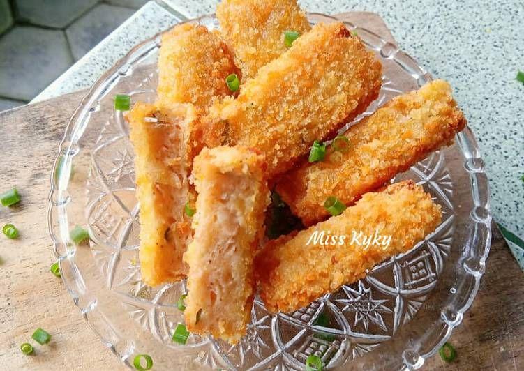 Resep Nugget Udang Oleh Miss Kyky Resep Makanan Adonan Resep