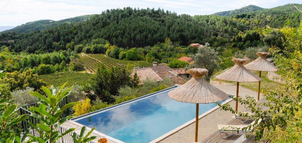 En Ardèche, Les Mas Des Ranchisses Vous Invitent à Découvrir Ses 3 Gites De Charme  Avec Piscine. 3 Superbes Maisons En Pierre En Location Pour Vos Séjours ...