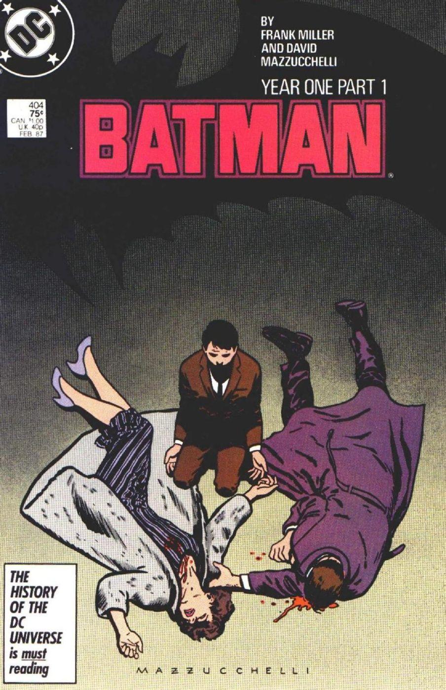 Read first batman comic book online