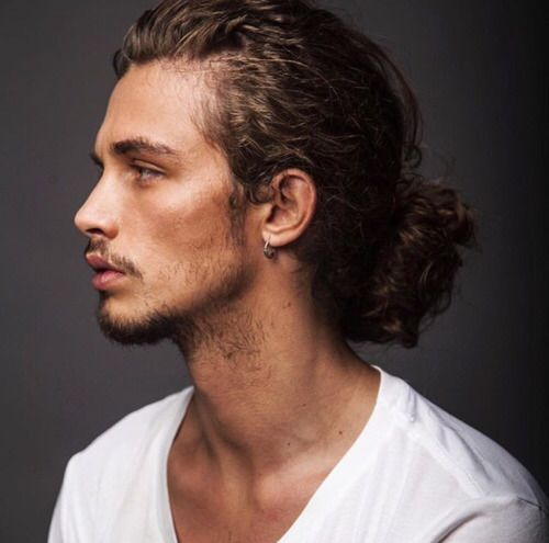 Japriasia Long Hair Styles Men Man Bun Hairstyles Man Bun