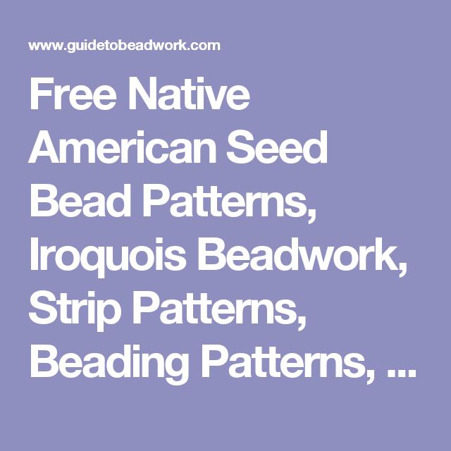 Opinion Native american beaded rosettes strips headbands