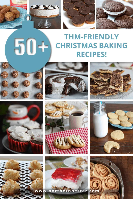 50 Favorite Trim Healthy Mama Friendly Christmas Baking Recipes Christmas Baking Recipes Christmas Baking Holiday Favorite Recipes