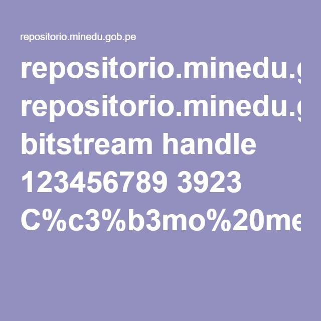 repositorio.minedu.gob.pe bitstream handle 123456789 3923 C%c3%b3mo%20mejorar%20la%20Comprensi%c3%b3n%20Lectora%20de%20nuestros%20estudiantes%20informe%20para%20el%20docente.pdf?sequence=1&isAllowed=y
