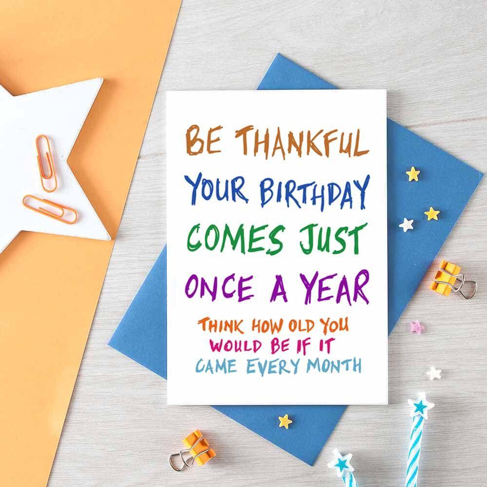 Funny Birthday Card For Friend Happy Birthday Friend