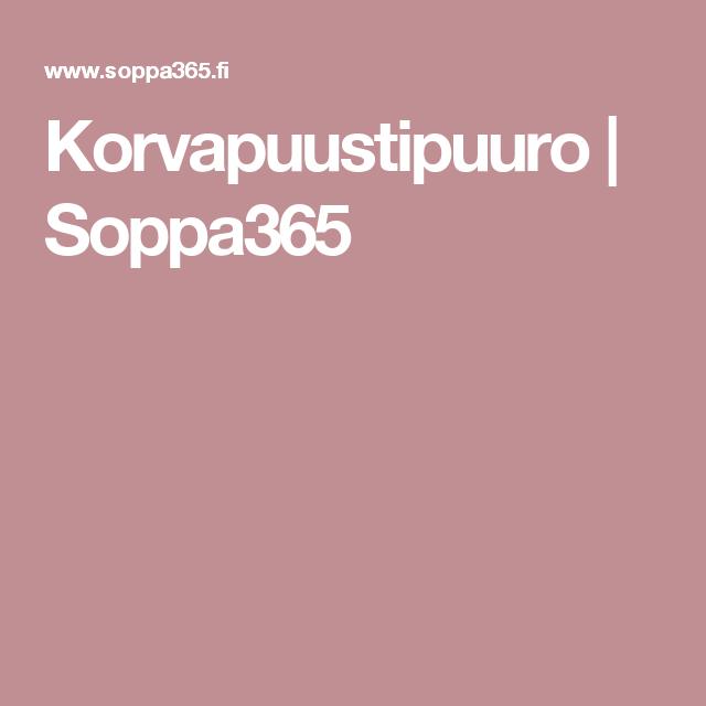 Korvapuustipuuro | Soppa365