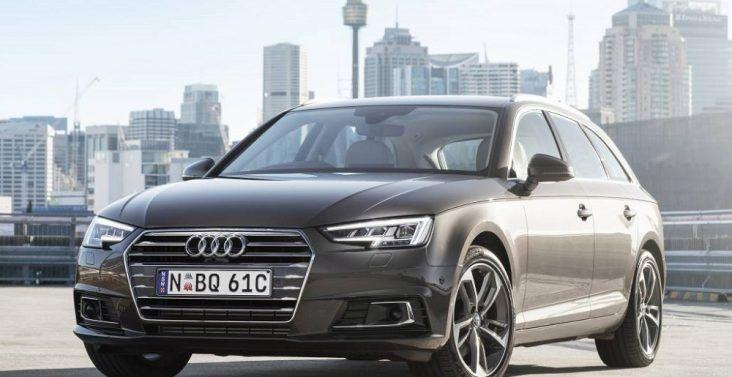 2016 Audi A4 Avant Lands In Australia Behind The Wheel Pinterest