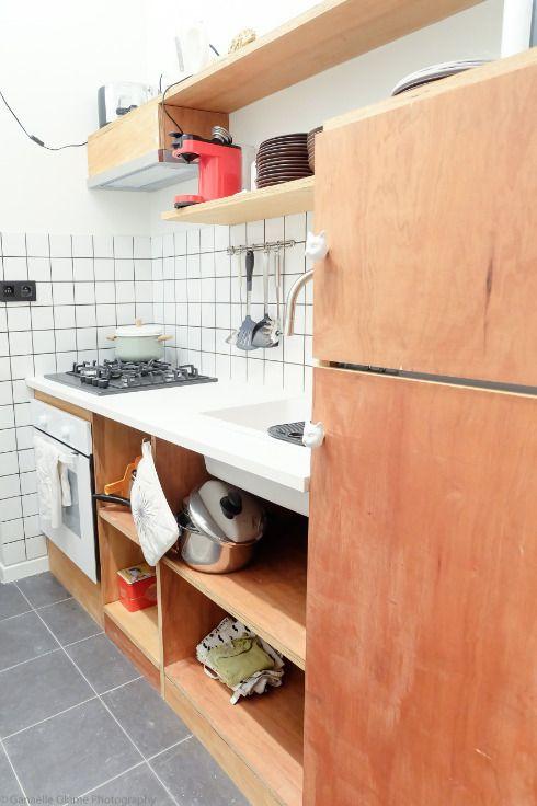 à louer - Appartement - 1 chambres à coucher - - surface habitable