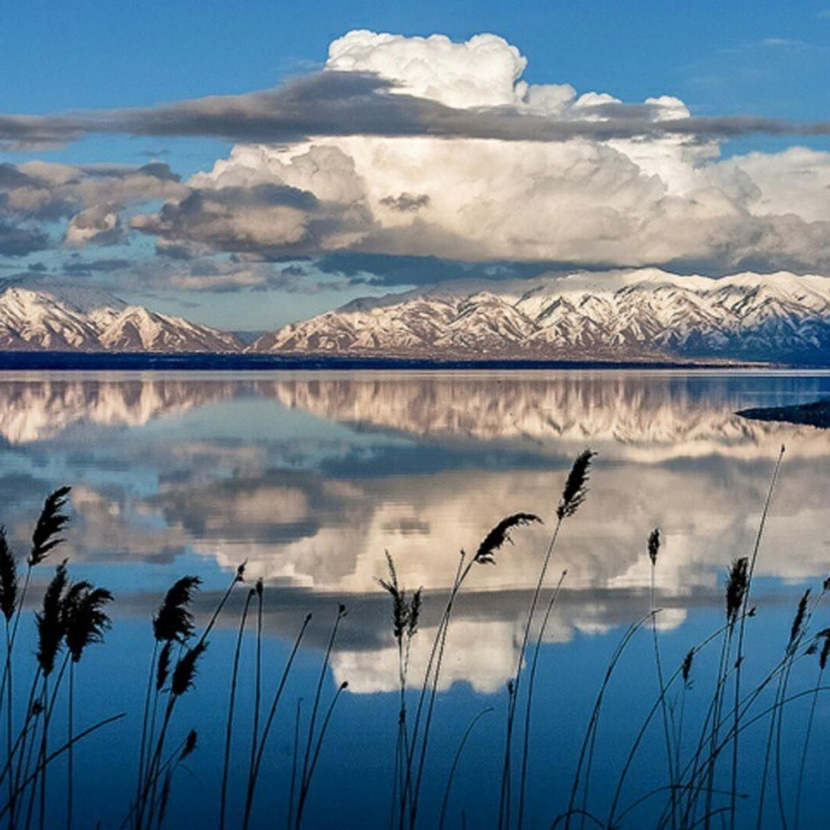 There S A Reason They Call It The Great Salt Lake Salt Lake City Photos Videos Scenic Lakes Utah Travel Lake Photography