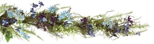 2 Floral Garlands by Gordon Companies, Inc. $103.50. Brand Name: Gordon Companies, Inc Mfg#: 30807595. Please refer to SKU# ATR25936619 when you inquire.. Shipping Weight: 5.00 lbs. This product may be prohibited inbound shipment to your destination.. Picture may wrongfully represent. Please read title and description thoroughly.. 2 Floral Garlands/lilac and grasses/4'L/made of polyester/you get two garlands