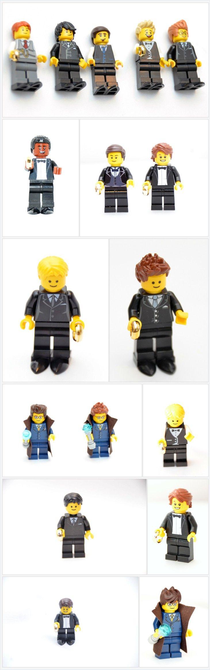Pin by Divinity Braid by ASVWeddings on Lego Wedding Stuff