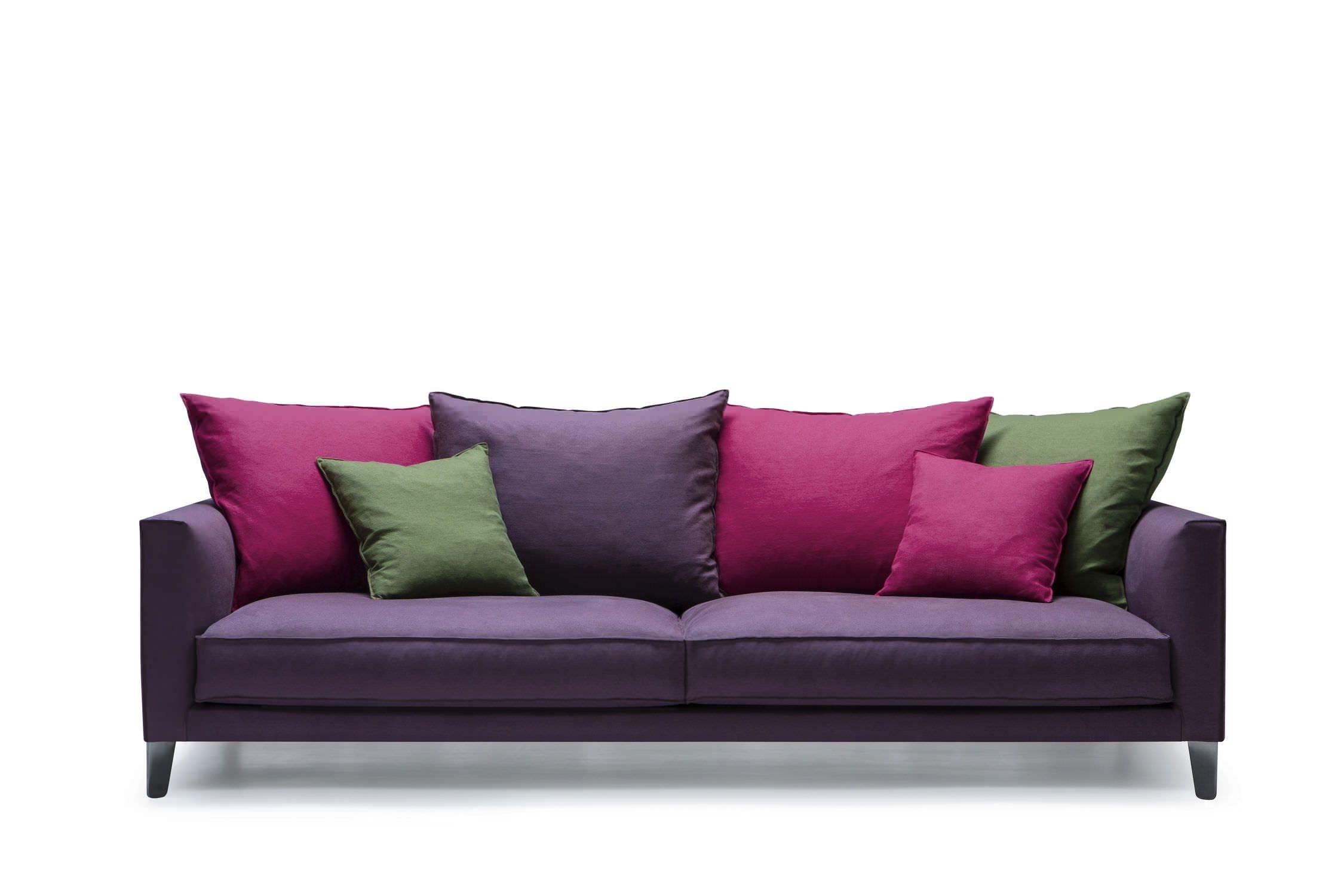 Contemporary Sofa Indoor Ciak Berto Salotti