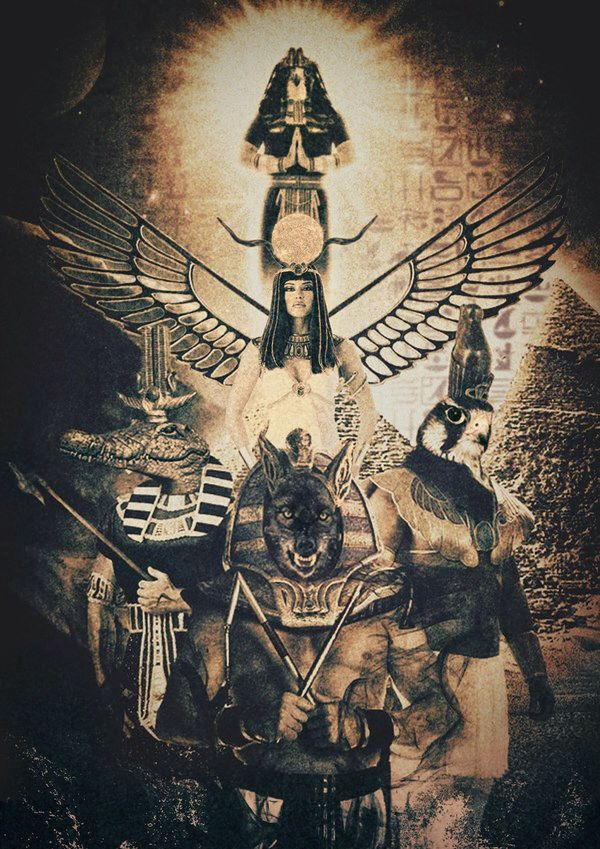 Isis goddess of everything