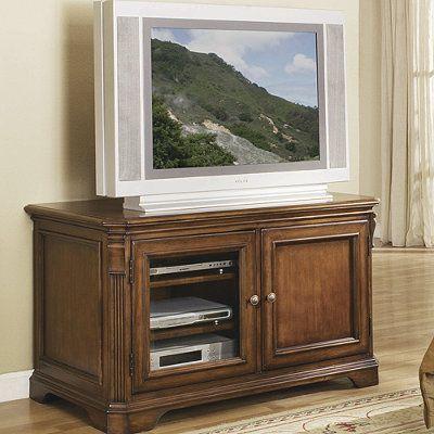 entertainment console with interchangeable panels cherry frontgate catalogue de meubles mobilier du media