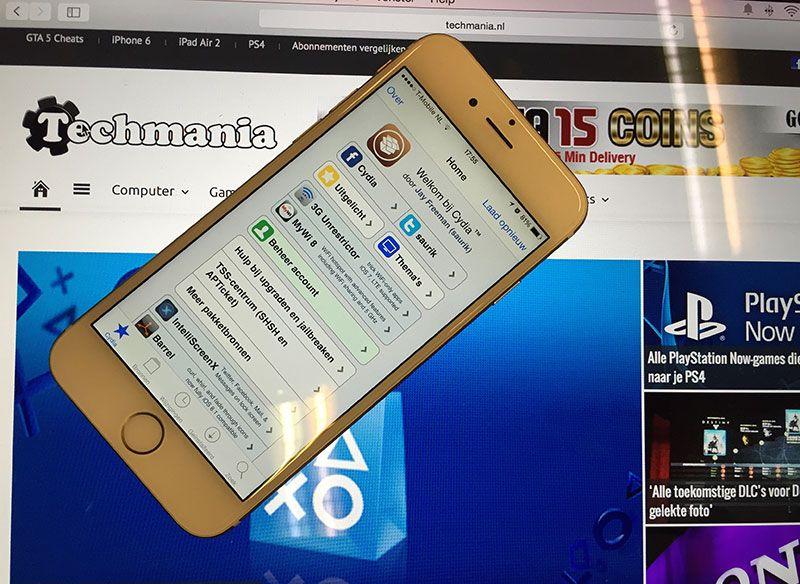 jailbreak ios 8 1 2 op alle iphones ipads en ipod touch guide rh pinterest com Jailbreak iPod Touch 4G iPod Touch 4 3 2