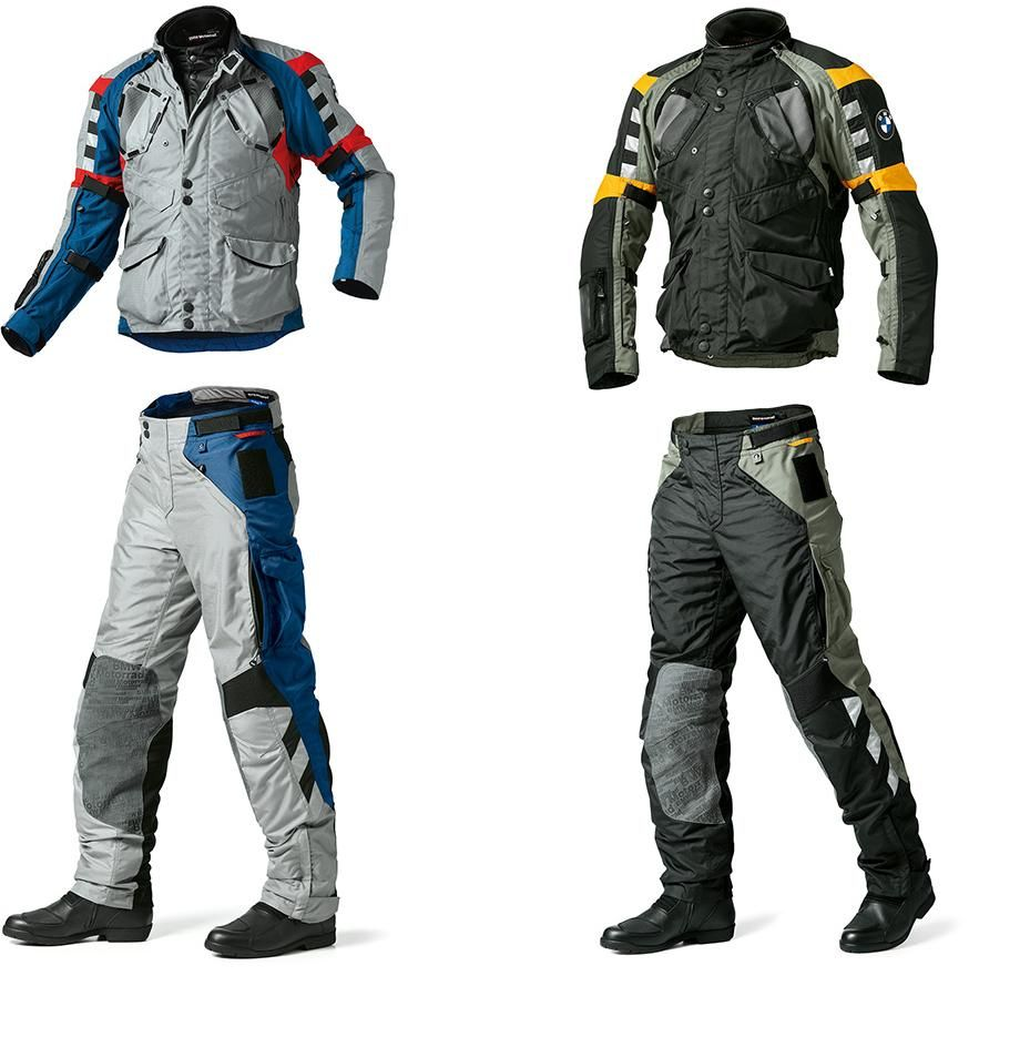 Bmw Rallye 3 Vs Rallye 2 Pro 6 Leather Jaket