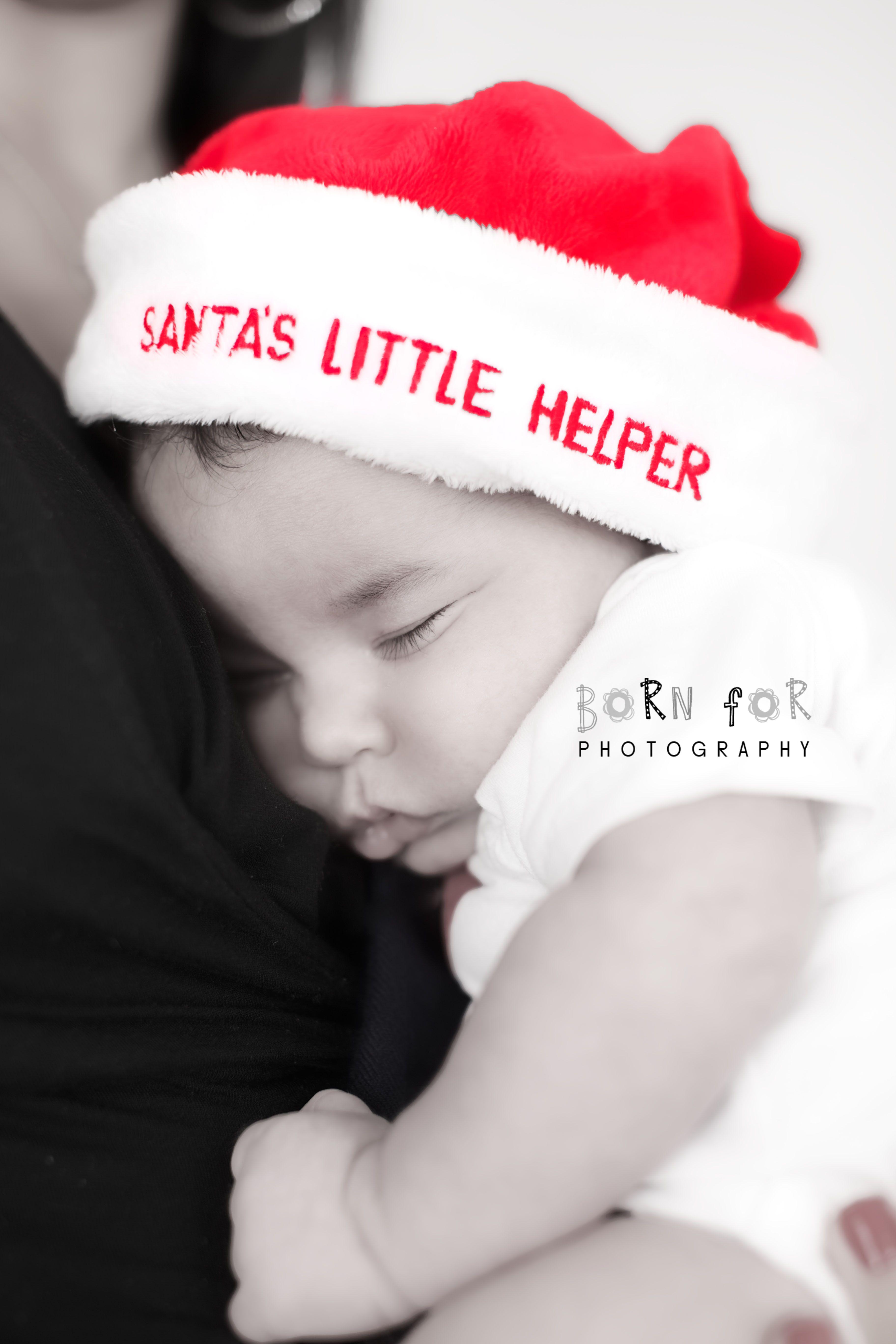 Born For Photography: Newborn baby Christmas Photography.   Pics i ...