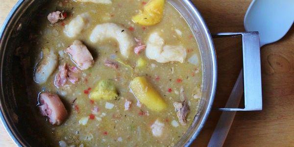 jamaican gungo pea soup  cook like a jamaicancook like a