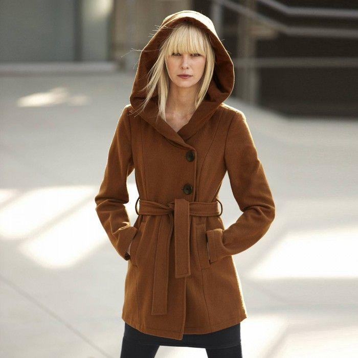 Manteau femme hiver les 3 suisses