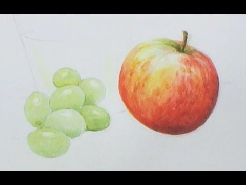Part 2 Up Close Detailed Still Life Pro Watercolour Tutorial 4