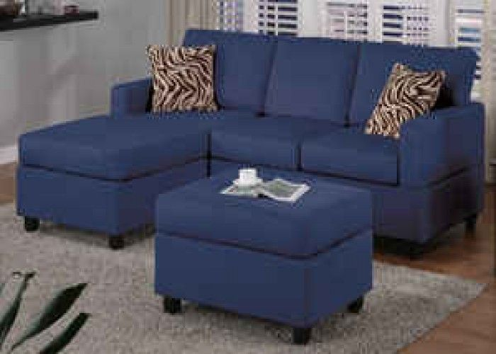 Small Blue Sectional With Ottoman Sofa Home Blue Sectional Couch Best Leather Sofa