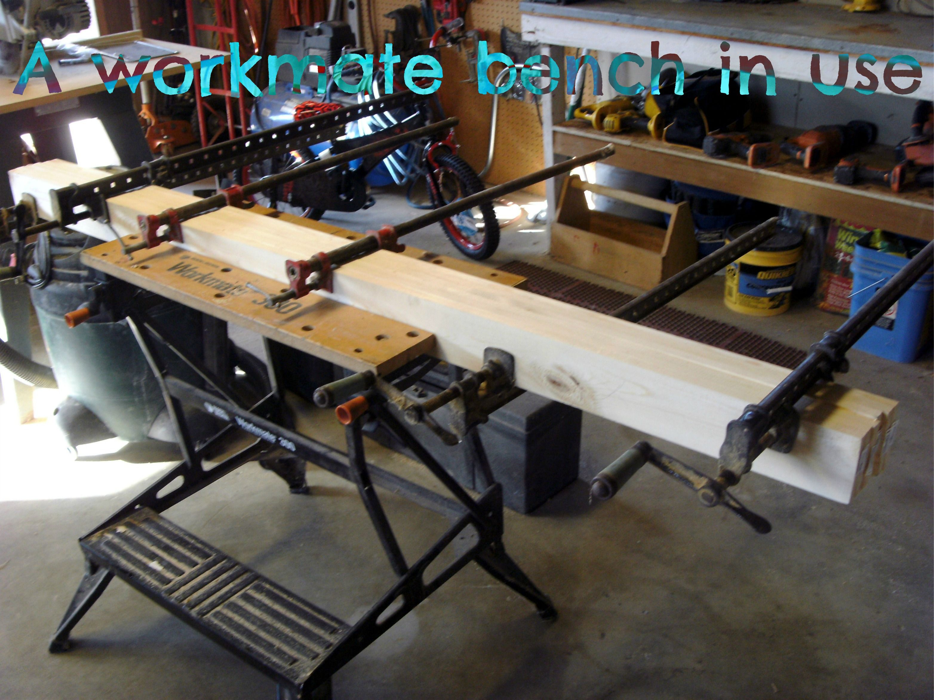 Black And Decker Workmate The Best Folding Workbench