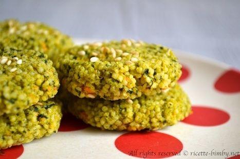 Polpette di miglio e spinaci Bimby • Ricette Bimby | Ricette Bimby | Scoop.it