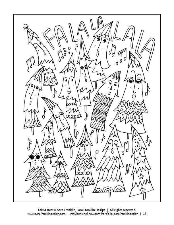 free 92 page holiday coloring book coloring books pdf and holidays
