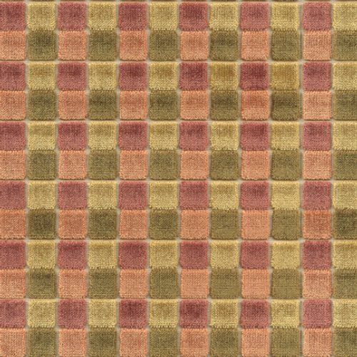 Lee Jofa NEW ALBANY VELVET CHILI Fabric