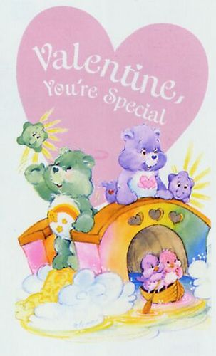 Care Bears - Valentine, You're Special