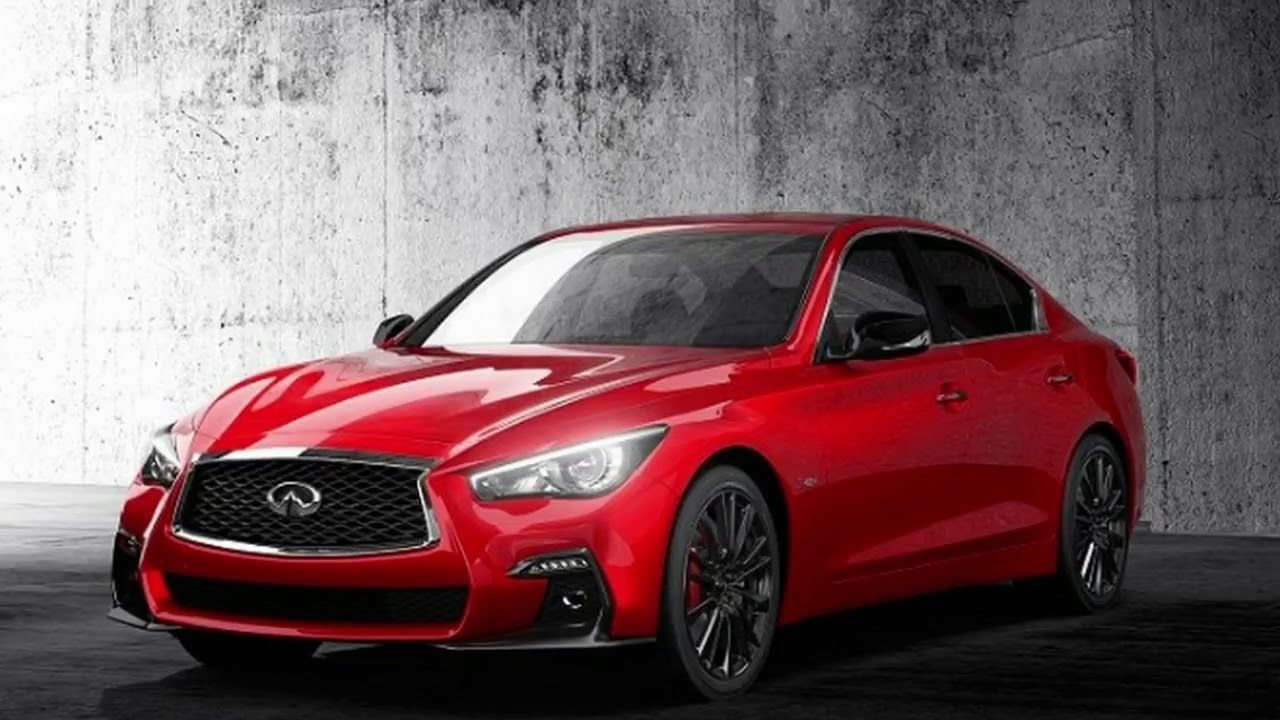 Will 2019 Infiniti Q50 Eau Rouge Price Have Manual