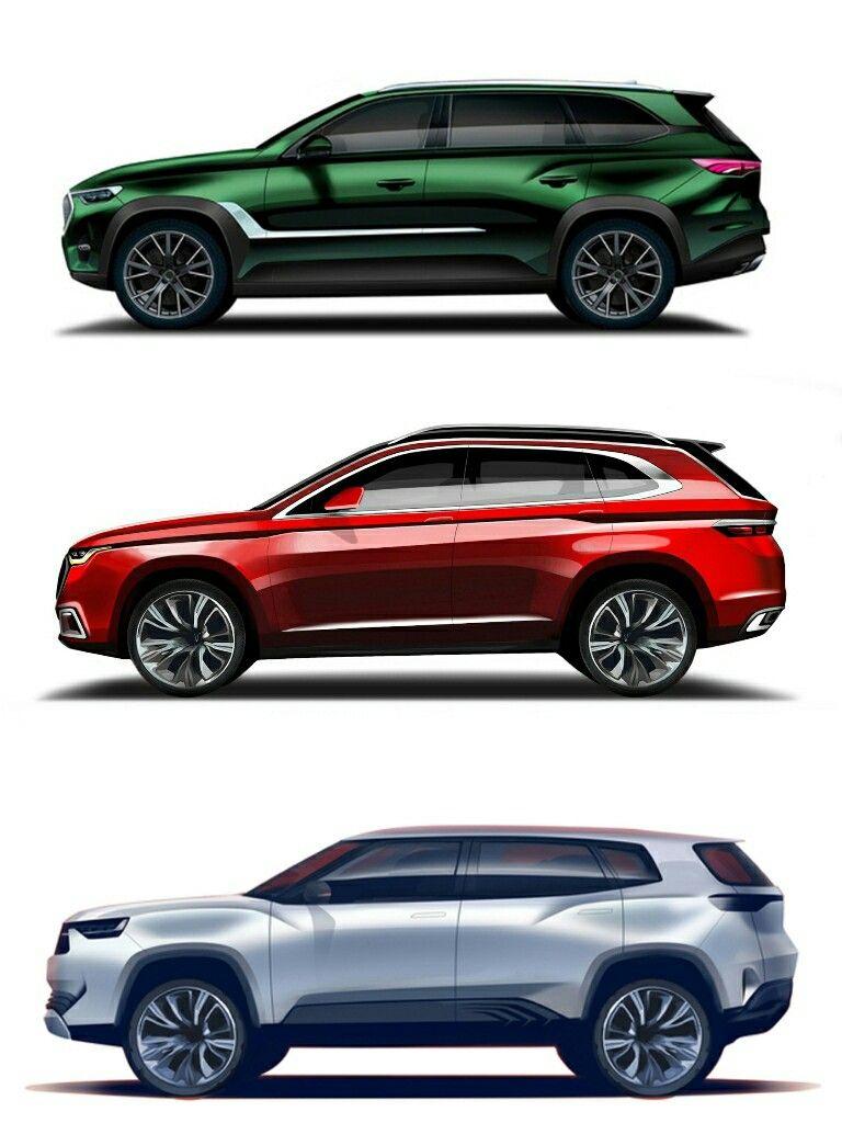 #Kanani_Motors #Cars #Design #Exterior #Sketch #Carsketch #Cardesign #Cardesigner #Automobile #Automotive #Vehicle #Render #Rendering #SUV #Red #Green #White #Luxury #Models