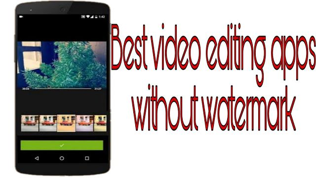 Technology crush: video editing app free without watermark  Best vid