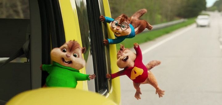 Alvin And The Chipmunks 4 2015 Movie Trailer Release Date Cast Plot Alvin E Os Esquilos Esquilo