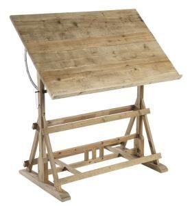 Meuble Table darchitecte Mobilier Bureaux Signature Bureau