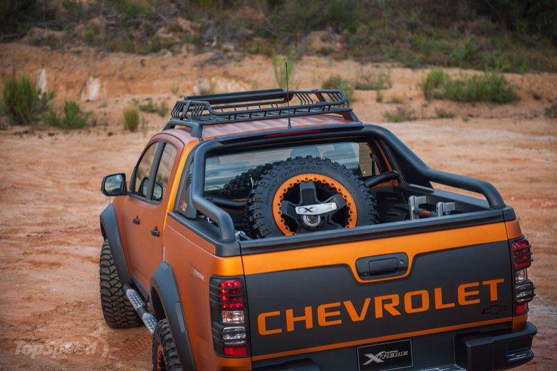 2016 Chevrolet Colorado Xtreme Chevrolet colorado
