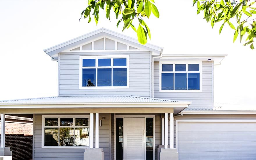 Hamptons Style In Melbourne   Scyon Wall Cladding And Floors