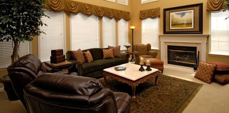 Traditional Family Room Decorating Ideas | Traditional ...
