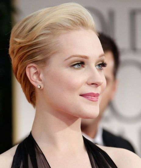 evan rachel wood short hair | Short. Simple. Beautiful # ...