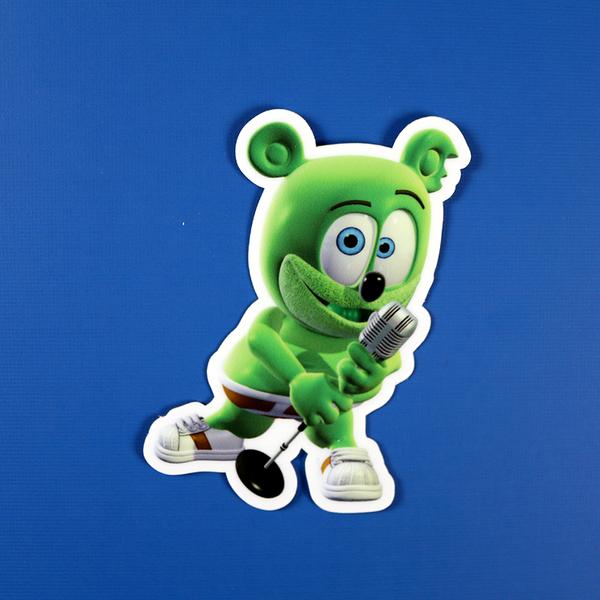 Stickers Gummibar Shop Gummy Bears Bear Birthday Gummies