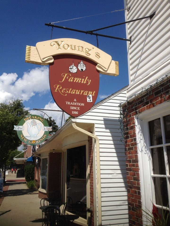 Young S Restaurant In Durham Nh Journeys Jaunts Pinterest