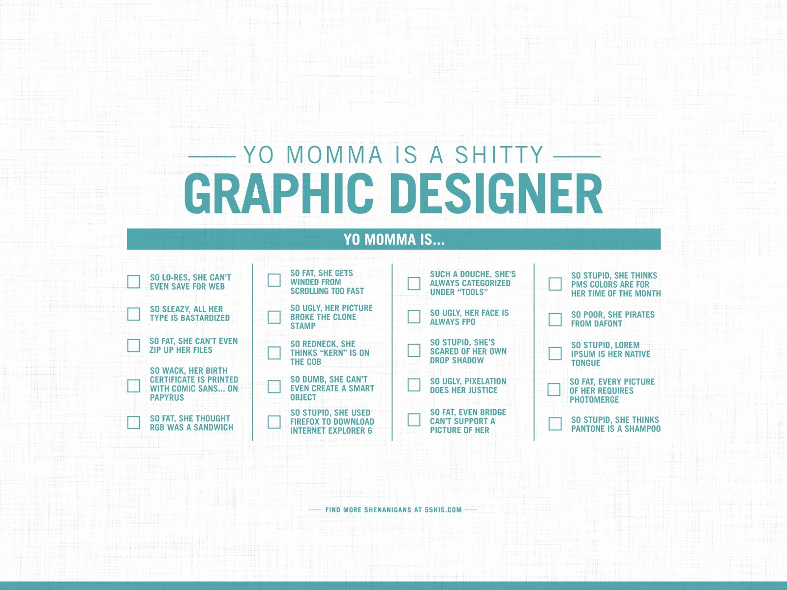 Yes You Know Your A Designerd When You Get All Of These Graphic Design Humor Graphic Design Memes Funny Posters