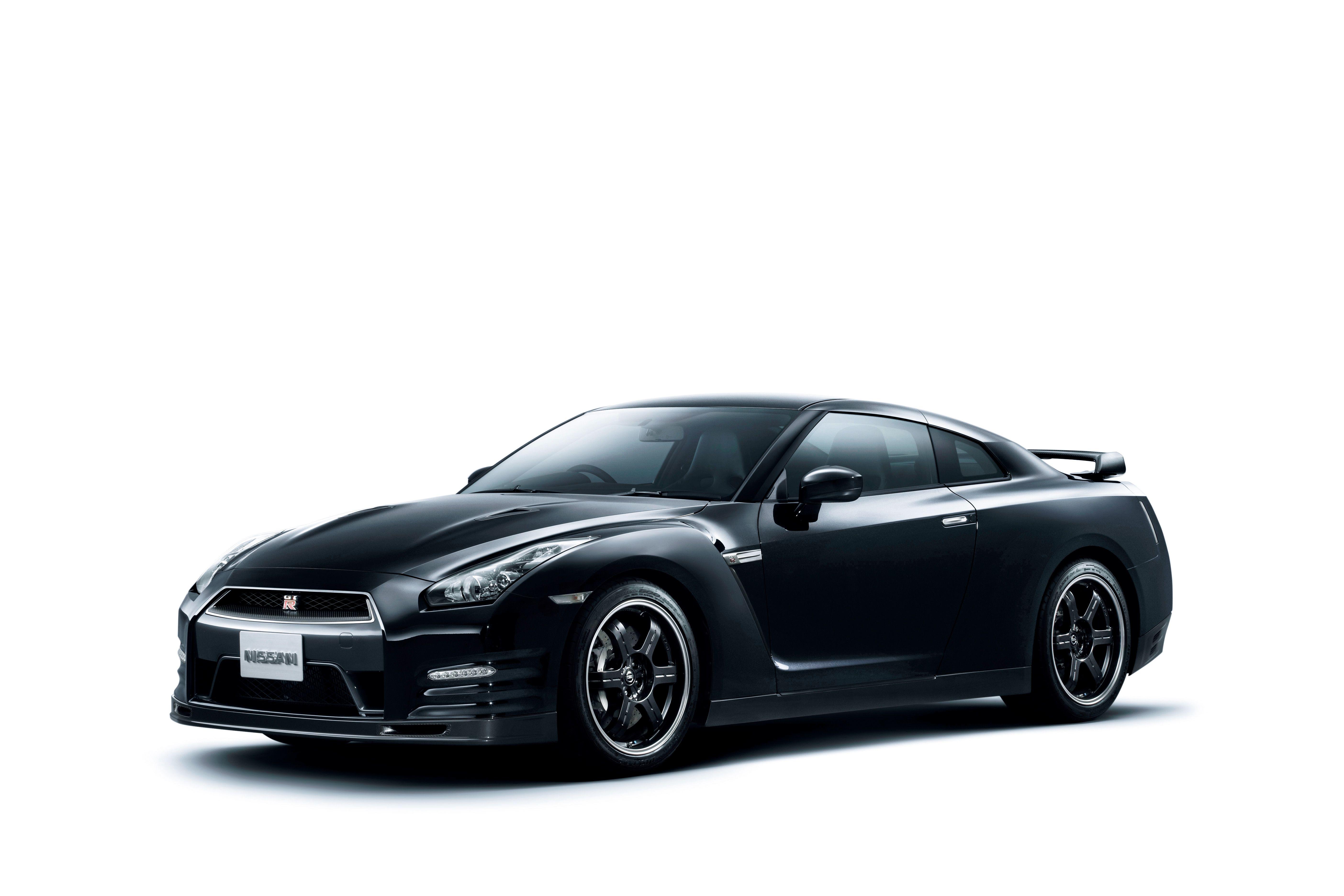 Nissan GTR Spec V  2010