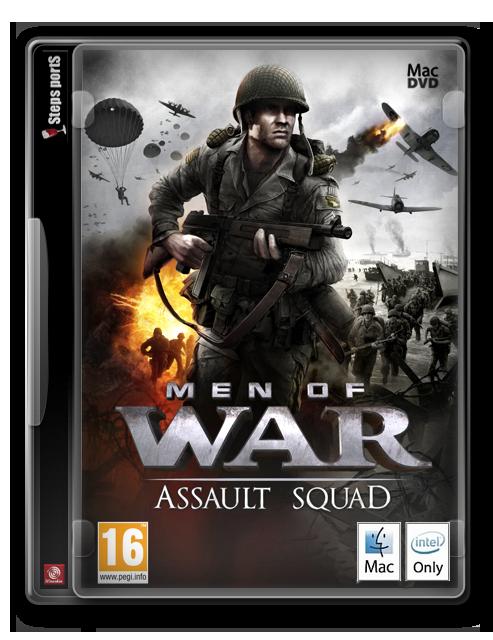 Men of War Assault Scuad by on