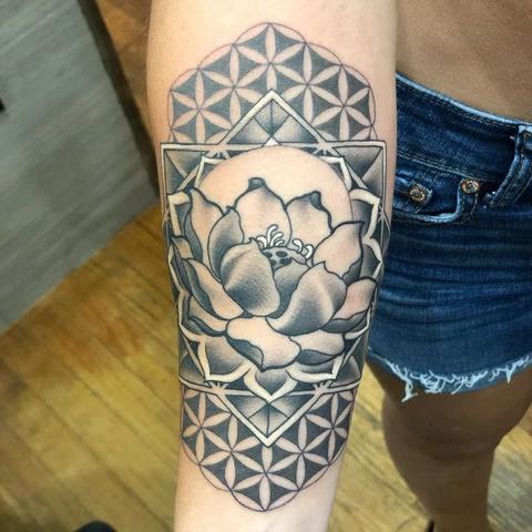 46++ Fleur de vie tatouage ideas