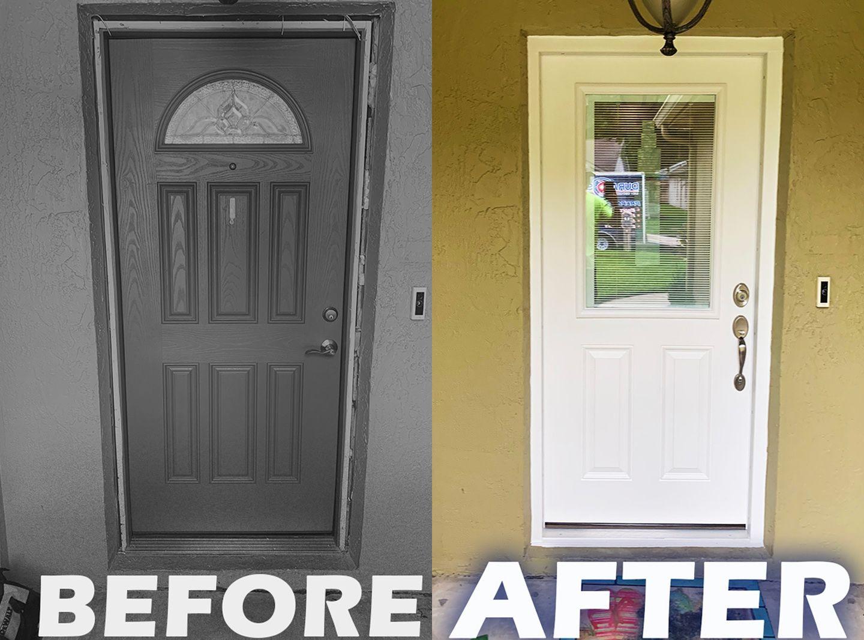 Tampa Window Door Replacement Company Replacement Patio Doors Entry Doors Replace Door